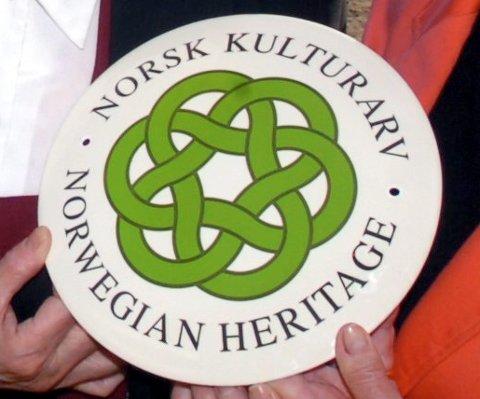 OLAVSROSA: Slik er Olavsrosa som Våler kommunelokale nå blir tildelt.