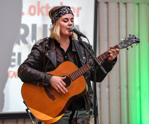 Ida Maria Børli Sivertsen er mest kjent for musikk. Nå har hun søkt på et helt annet felt.