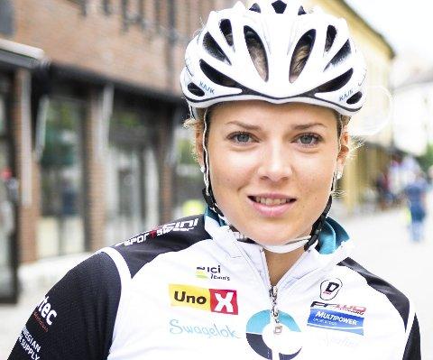 KLAR FOR EM: Thea Thorsen ser fram til å vise seg fram når hun får sjansen for Norge i EM.