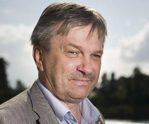 Ordfører Kjell B. Hansen vil ha tiltak som gjør at støyen blir redusert eller bortfaller helt.