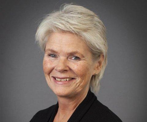 Berit Frey er varaordfører i Kristiansund og leder av Kristiansund Senterparti.