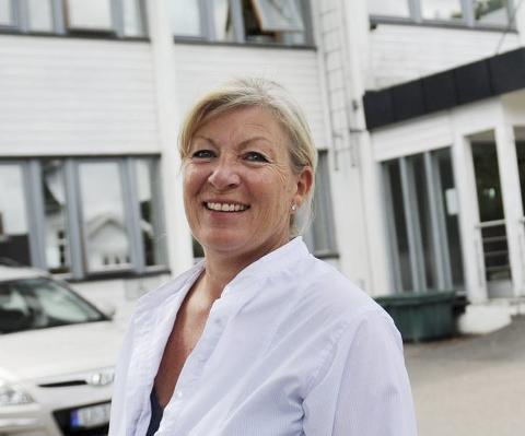 PÅ TOPP: Ordfører Bente Bjerke på Tjøme vil gjerne stå øverst på Færder Aps liste til kommunevalget i 2017.