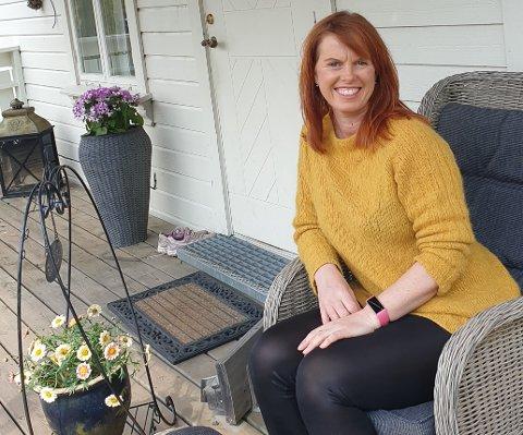 Nytt kapittel i livet: Mariann Sletten la ut villaen sin for salg torsdag.