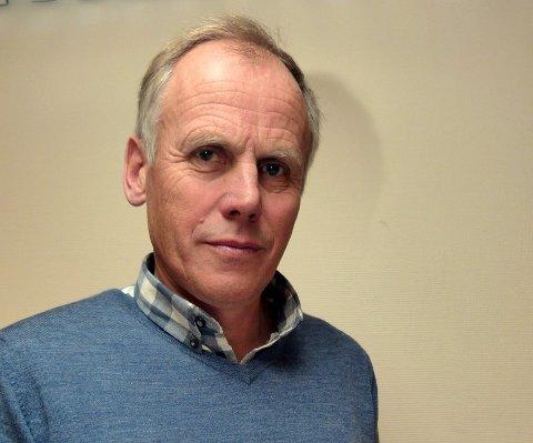 Solidaritet: Eivind Brenna er leder i representantskapet i Valdres Brannvesen IKS. Han mener de fem kommunene som er med står klare til å løfte brannberedskapen takket være raushet. Foto:Arkiv