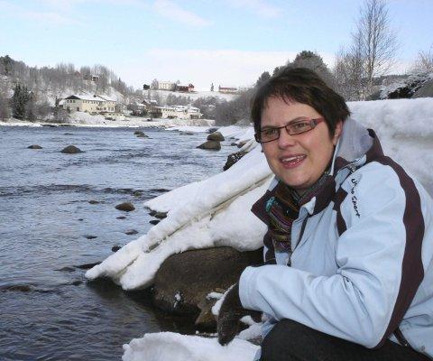 Ordfører Ragnhild Aashaug.