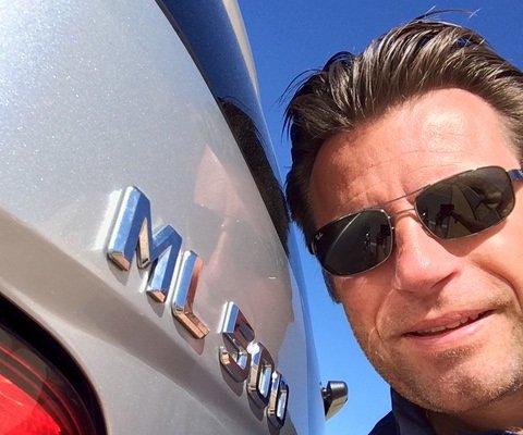 Trond Nicolaysen har drevet med bil hele livet.