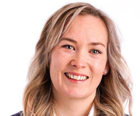 Tonje Adelsten Lyngås er 2.-kandidat for Øvre Eiker Senterparti til høstens valg.