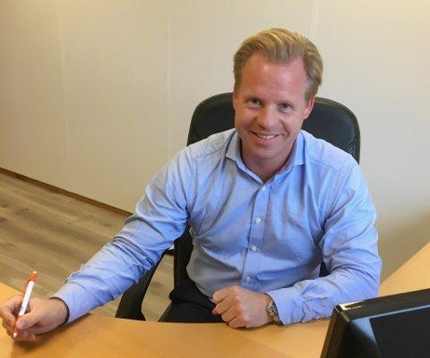 TRER AV: Bjørn Erik Kringstad har jobba i Proresult sidan 2016. No trer han inn i ei anna sjefsstilling.