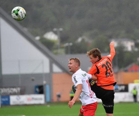 Poengdeling for FFK borte mot Åsane søndag.