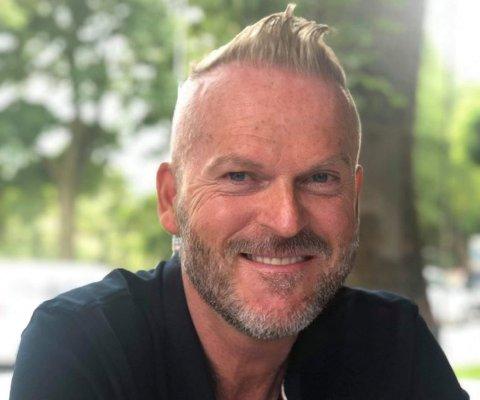 Ny sjef: Jon E. Levnang fra Fredrikstad tar over jobben som etatssjef for tjenester for funksjonshemmede.