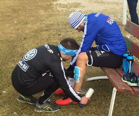 ER OK: Nemanja Tubic. Foto: Terje Flateby