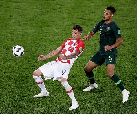 BLE SYNDEBUKK: ... men William Troost-Ekong har fortsatt tro på at Nigeria kan gå videre fra gruppen sin i VM.