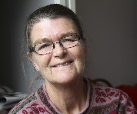 Gleder seg til å komme i gang: Prosjektleder Kjersti Løkken Øhrnell for «I jobb» i Kirkens Bymisjon i Holmestrand håper å være i gang med jobbtilbud i november. Alle foto: Pål Nordby