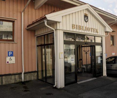 Blir: Biblioteket blir i Meierigården, hvor det har vært i rundt 15 år.