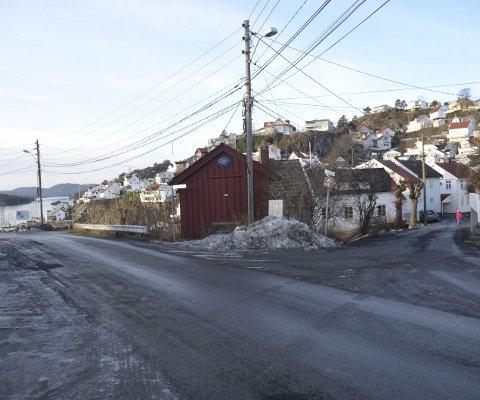 Boligsone: Edvard Munchs vei og Smedsbuktveien inngår også i ordningen med boligsoneparkering.