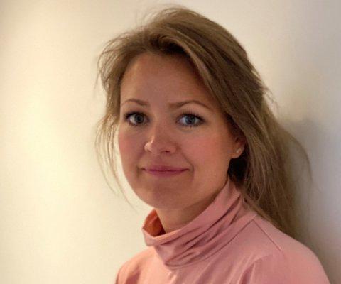 Kommuneoverlege Eva Muriel Kibsgaard Nordberg i Vestvågøy kommune.