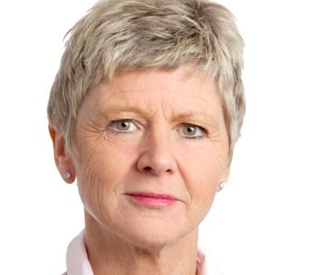 UTDANNINGSDIREKTØR: Grethe Hovde Parr hos fylkesmannen.