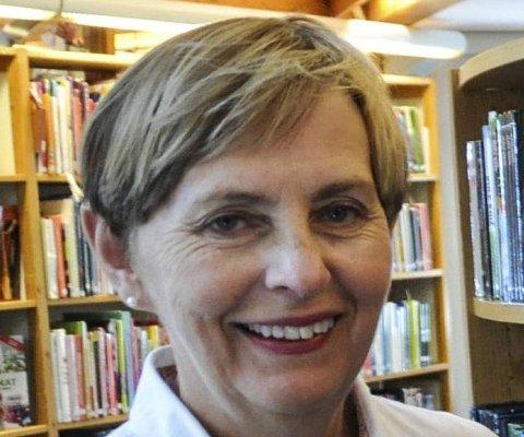 Anbefaler: Anne L. Labori på biblioteket anbefaler