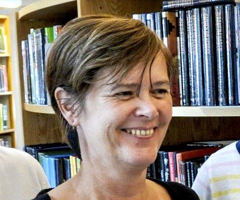 Anbefaler: Bibliotekets Susanne Bolstad anbefaler