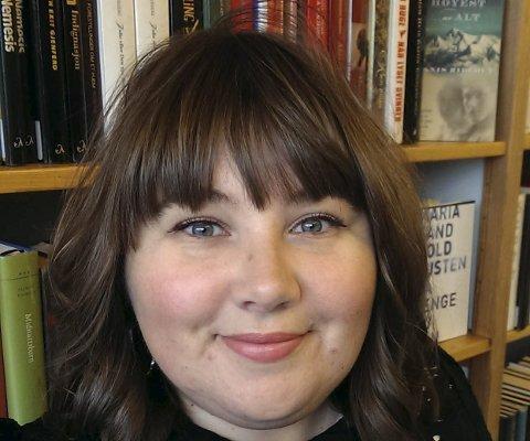 Anbefaler: Bibliotekets Siri Vollebekk anbefaler
