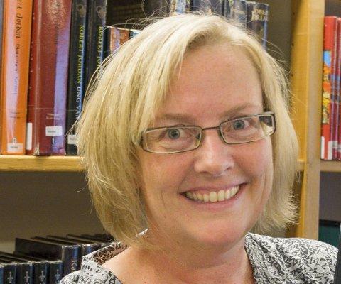 Anbefaler: Rigmor Haug på biblioteket anbefaler