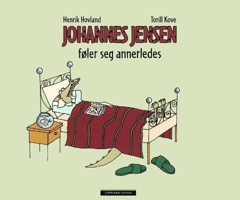 Forsidebilde - Johannes Jensen føler seg annerledes