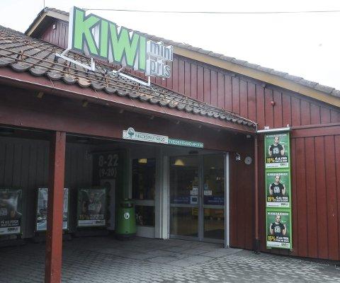 Fra Spar til KIWi: Vegårsheis eneste dagligvarebutikk gikk over fra Spar til Kiwikjeden i 2014. Ikke alle er fornøyde med det. Foto: Øystein K. Darbo