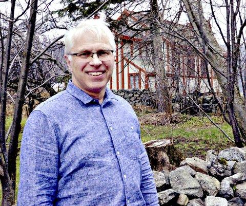 Annerledes påske: For sokneprest Helge Storset har påska vært annerledes. Han sier det historisk sett er svært spesielt at det ikke har vært påskegudstjenester verken i år eller i fjor. Arkiv.