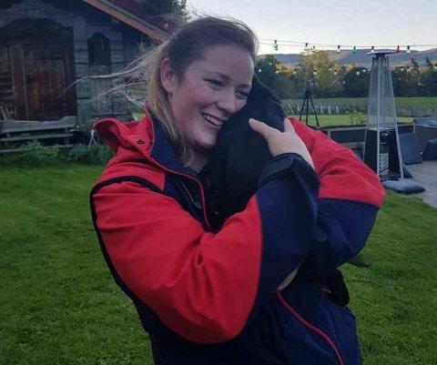 Luring ble funnet etter sju timer på rømmen. - Det var en enorm lettelse, sier Maren Teien Rørvik.