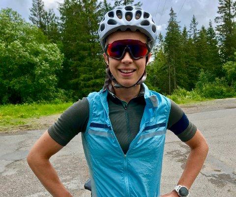 Rekord: Ingen andre kvinner har vært raskere opp Tryvann enn Kamilla Olaussen. Hun knuste Kristin Falcks tre år gamle rekord.