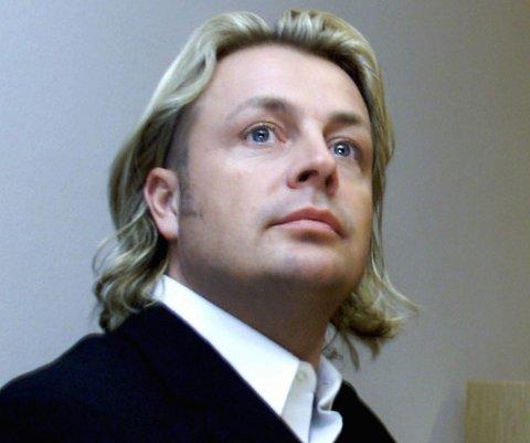 RISIKERER FENGSEL: Runar Søgaard.