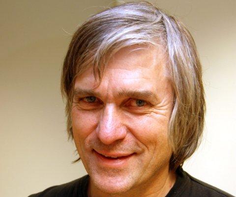 FORSKER: Hans-Jørgen Wallin Weihe.