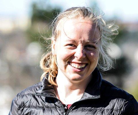 IKKE VM: Ingrid Bøe Jacobsen har bestemt seg for å droppe sprint-VM terreng i Kina.