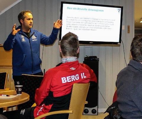 VIL HJELPE: Haris Juklo og Kvik Halden er positive til å hjelpe TTIF, som sliter med kritisk få seniorspillere.