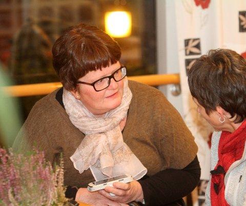 Bedre føre var: Hovedtillitsvalgt fra Fagforbundet, Grethe Hagen, sier at det er laget en lokal avtale med utgangspunkt i de sentrale føringene. Foto: Pål Nordby