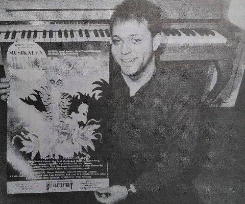 1986: Han frontet forestillingen Jungelboken i 1986, men hva heter han?