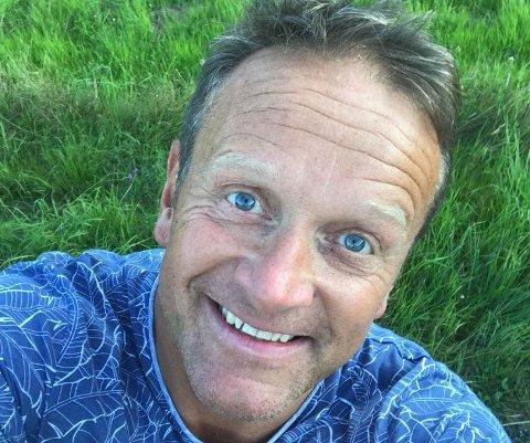 Jan Thorseng er elektriker, poet og musiker.