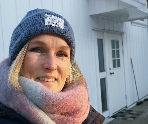 TEKNISK BAKGRUNN: Janne Vinje Martinsen har bakgrunn fra blant annet TV-produksjon, og har selv måtte være stjerna det siste året.