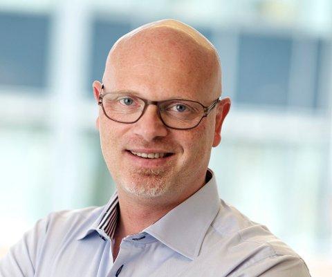 SNUS-GENERAL: Geir Hammer er den norske sjefen for snusgiganten Swedish Match som produserer General.