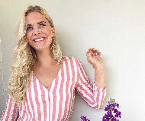 VIL HJELPE: Rebecca Bjørk (25) fra Larvik står igjen som en av de ti siste deltagerne i Miss Norway.