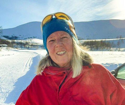 BARNDOMSMINNE: Barndommens påskeferier på hytta på fjellet med storfamilie og søskenbarn er det beste påskeminnet til Sigrid Kvam Østmark.
