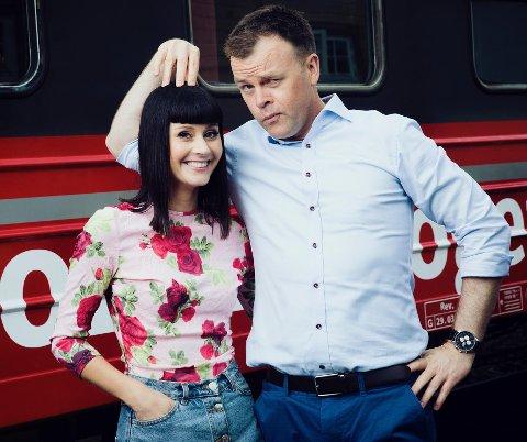 Hilde Yvonne Smelror og Ole Rolfsrud (uke 32)
