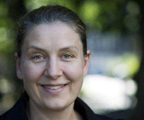 Nominert: Åse Brandvold fra Fredrikstad ble Brageprisnominert for boken «En flukt som aldri tar slutt».