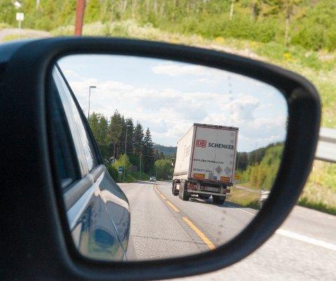 ATTRAKTIV: Riksveg 4 mellom Mjøsbrua og Oslo er nå plassert blant de sju favorittene til Nye veier. Rapporten er nylig oversendt samferdselsdepartementet.