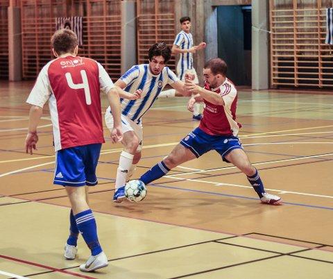 VIKTIG MÅL: Blerim Redzepi scoret det viktige 4-2 målet.