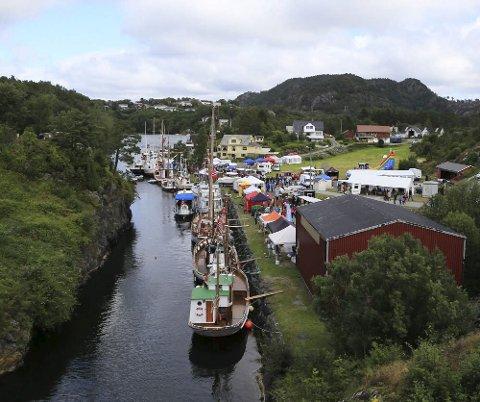 KANALDAGANE: 6.–8. september går Kanaldagane på Bømlo med konsert, dans og et maritimt preg.