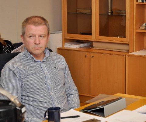 """STORE KOSTNADER: Kostnadene i helse- og sosialesektoren har ikke gått ned så mye som kommunestyret og """"finansminister"""" Ole Steinar Østlyngen ønsket."""