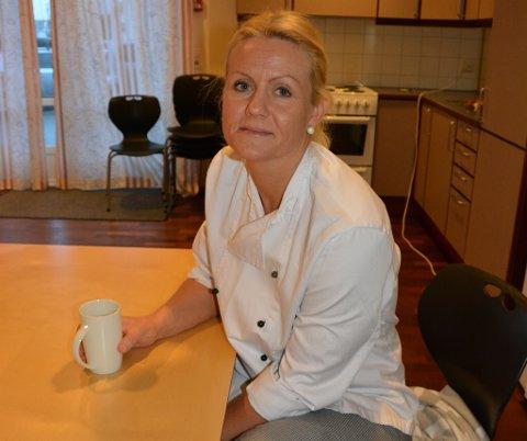 Siv Anita Brovold, dagleg leiar ved Dill AS på Halsnøy, fortel at Dill skal driva kiosk på ferja MF Hardingen.