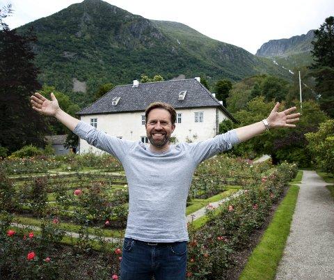 I august ønskjer Leif Ove Andsnes velkomen til den femte kammermusikkfestivalen. (Arkivfoto: Liv Øvland).