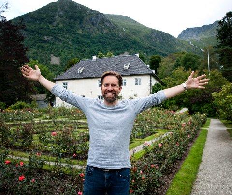 HAR PROGRAMMET KLART: Leif Ove Andsnes ser fram til ny kammermusikkfestival.